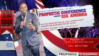 PROPHETIC CONFERENCE, LAUNCH OF ECG AMERICA image