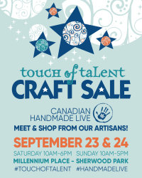 Touch of Talent Craft Sale image