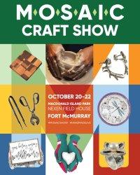 Mosaic Craft Show image