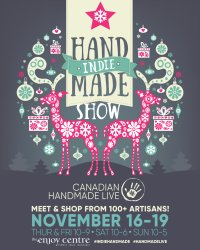 Indie Handmade Craft Sale image
