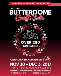 Butterdome Craft Sale image