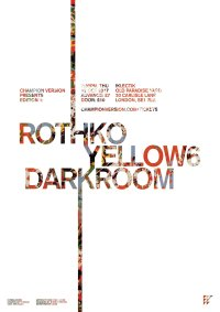 CHAMPION VERSION presents Edition 1: Rothko, Yellow6 and Darkroom image