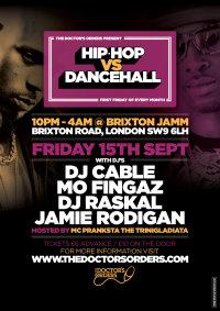 Hip-Hop vs Dancehall – South image