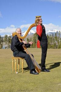 Jefferson Symphony Winter Concert-Guest harpist Don Hilsberg and Janet Harriman and Tchaikovsky Symphony No. 4 image