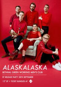 Rockfeedback presents: ALASKALASKA image