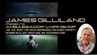 AMBASSADOR WORKSHOP with James Gilliland image