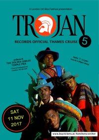 Trojan Records official Thames cruise 5 - Sat 11 Nov'17 image