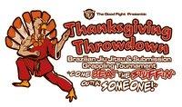 GOOD FIGHT: Thanksgiving Throwdown image