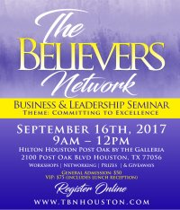 "Business & Leadership Seminar - ""Committing to Excellence"" image"