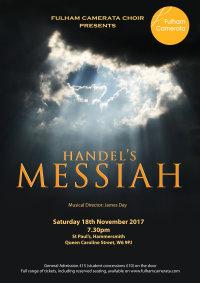 Fulham Camerata presents Handel's Messiah image