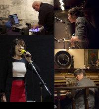 Casserley / Corringham / Lauro / Miura Quartet image