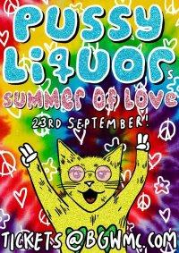 PUSSY LIQUOR: SUMMER OF LOVE image