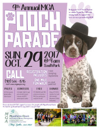 9th Annual MGA Pooch Parade image