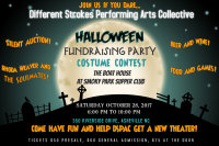 HALLOWEEN PARTY AND FUNDRAISER image