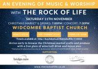 Rock of Life Concert & Christmas Market image