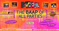 MTV presents... The Baap Of All Parties image