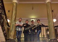 Royal Academy of Music Evening Concerts: Olazti Quartet image