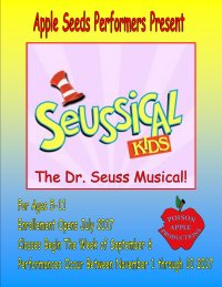 Wednesday Show 2: SEUSSICAL KIDS image