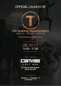Tim Seward Management Showcase Launch image