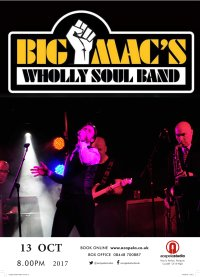Big Mac's Wholly Soul Band image