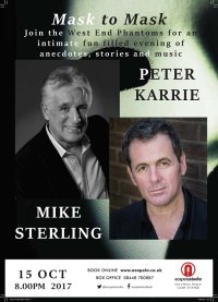 Peter Karrie and Mike Sterling - Mask to Mask image