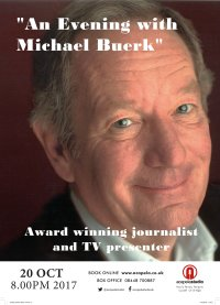 """An Evening with Michael Buerk"" image"