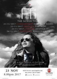 Ffi - The Never Tour image