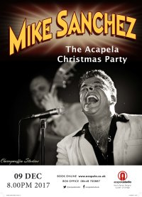 Mike Sanchez - The Acapela Christmas Party image