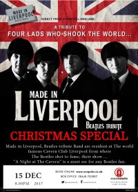 Made in Liverpool - Beatles Tribute (Christmas Special) image