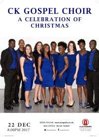 """""""CK Gospel Choir - A Celebration of Christmas"""" image"""