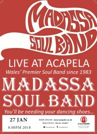 The Madassa Soul Band image