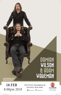 Damian Wilson and Adam Wakeman image