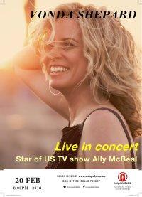 Vonda Shepard - Live in concert image