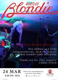 Bootleg Blondie - A tribute to Blondie image