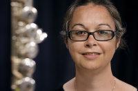 NEW BAROQUE: Carla Rees, baroque flutes - Michael Oliva, electronics image