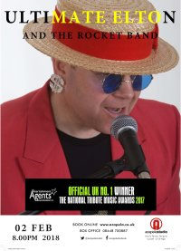 Ultimate Elton and the Rocket Band image