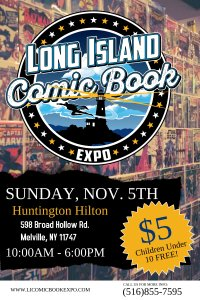 Long Island Comic Book Expo image