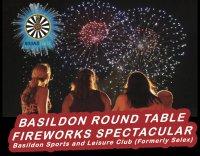 Basildon Round Table's Charity Firework Spectacular 2017 image