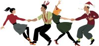 Xmas Swing Dance image