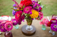 Make It, Take It: Flower Arranging at the Madeira Farmer's Market image
