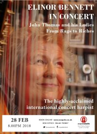 Elinor Bennett - In Concert (John Thomas and his Ladies - From Rags to Riches) image