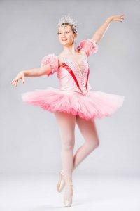 The Sugarplum Fairy Tea image