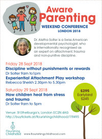Aware Parenting Weekend Conference image
