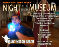 Night at the Surfing Museum image