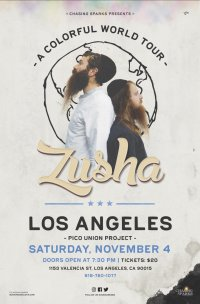 Zusha - An American Hasidic Folk, Hipster Soul band That will rock your world! image