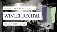 Instructor Concert (See Your Teacher Perform) - FREE - Dec. 11, 8:30-9:45pm image