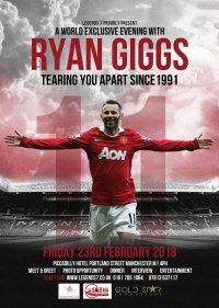 An Evening with Ryan Giggs image