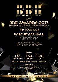 Black British Entertainment Awards image