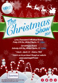 Uplift's Christmas Shows 2017 (Larne, Greenisland & Whitehead) image