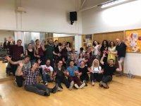 Level 3 Lindy Hop classes, 3 week course image